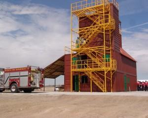 Buckeye Tower Fire Training System | Quality Fire Training Props | Fire Training Structures LLC