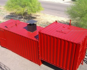 Flashover Fire Training Props | Fire Training Structures LLC