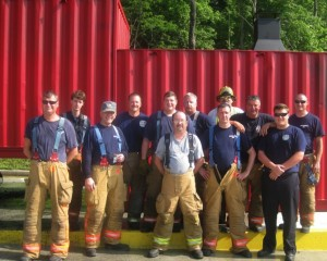 An Image of Flashover Simulator in Lawrenceburg, IN