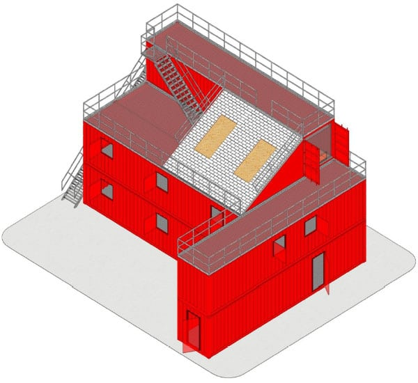 About Fire Training Structures & Props for Fire Service Professionals