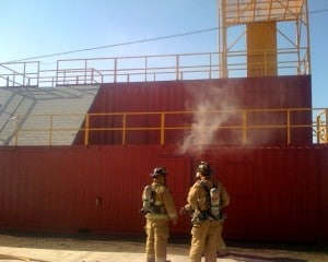 Sable Altura, Stacked Structure Fire Training Props | Fire Training Structures LLC